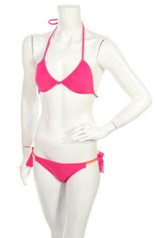Дамски бански Sundek, Размер L, Цвят Розов, 80% полиамид, 20% еластан, Цена 27,65лв.