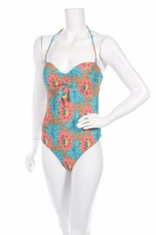 Дамски бански Women'secret, Размер XL, Цвят Многоцветен, 85% полиестер, 15% еластан, Цена 37,96лв.