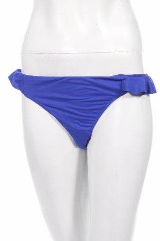 Дамски бански Women'secret, Размер L, Цвят Син, 87% полиамид, 13% еластан, Цена 26,28лв.