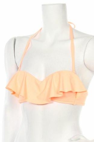 Дамски бански Women'secret, Размер XS, Цвят Оранжев, 85% полиестер, 15% еластан, Цена 17,15лв.