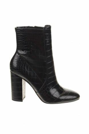 Γυναικεία μποτάκια Aldo, Μέγεθος 36, Χρώμα Μαύρο, Δερματίνη, Τιμή 28,70€