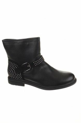 Παιδικά παπούτσια Bata, Μέγεθος 38, Χρώμα Μαύρο, Δερματίνη, κλωστοϋφαντουργικά προϊόντα, Τιμή 24,19€
