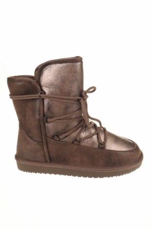 Γυναικείες μπότες Blackfield, Μέγεθος 39, Χρώμα Καφέ, Κλωστοϋφαντουργικά προϊόντα, Τιμή 34,41€