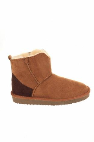 Γυναικείες μπότες Blackfield, Μέγεθος 36, Χρώμα Καφέ, Κλωστοϋφαντουργικά προϊόντα, Τιμή 30,54€