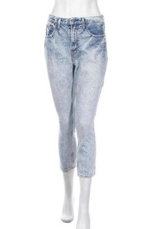 Γυναικείο Τζίν Abercrombie & Fitch, Μέγεθος S, Χρώμα Μπλέ, Βαμβάκι, Τιμή 25,98€