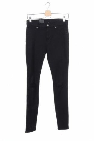 Дамски дънки Dr. Denim, Размер L, Цвят Черен, 98% памук, 2% еластан, Цена 43,07лв.
