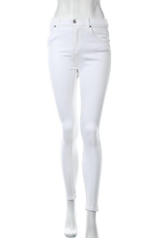 Дамски дънки Dr. Denim, Размер L, Цвят Бял, 98% памук, 2% еластан, Цена 30,24лв.