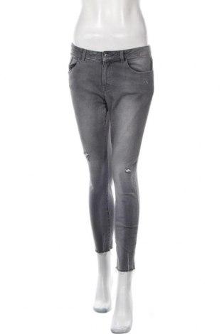 Дамски дънки Edc By Esprit, Размер M, Цвят Сив, 99% памук, 1% еластан, Цена 16,38лв.