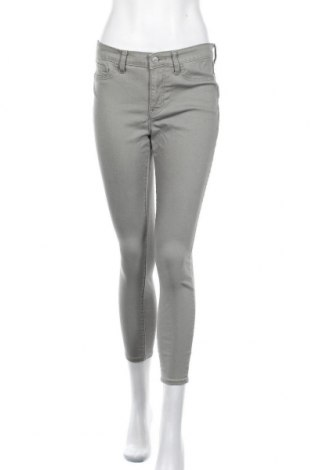 Дамски дънки Gap, Размер M, Цвят Зелен, 98% памук, 2% еластан, Цена 19,00лв.