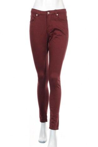 Дамски дънки Jimmy Sanders, Размер M, Цвят Червен, 98% памук, 2% еластан, Цена 20,01лв.
