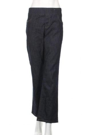 Γυναικείο Τζίν Katies, Μέγεθος XL, Χρώμα Μπλέ, 77% βαμβάκι, 22% πολυεστέρας, 1% ελαστάνη, Τιμή 14,19€