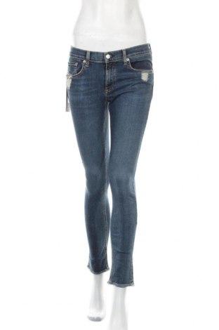 Γυναικείο Τζίν Rag & Bone, Μέγεθος M, Χρώμα Μπλέ, 98% βαμβάκι, 2% πολυουρεθάνης, Τιμή 80,42€