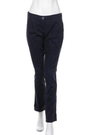 Дамски панталон Tom Tailor, Размер M, Цвят Син, Памук, Цена 12,80лв.