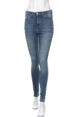 Дамски дънки Urban Classics, Размер S, Цвят Син, 8% памук, 2% еластан, Цена 40,88лв.