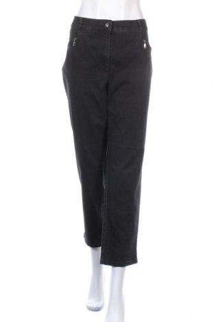 Γυναικείο Τζίν Zerres, Μέγεθος XL, Χρώμα Μαύρο, 78% βαμβάκι, 20% πολυεστέρας, 2% ελαστάνη, Τιμή 13,58€
