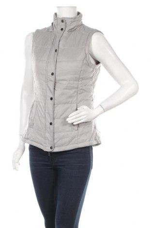 Дамски елек Jeanswest, Размер M, Цвят Сив, Полиестер, Цена 25,20лв.