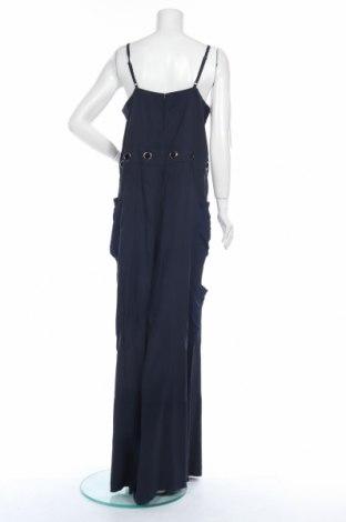 Γυναικεία σαλοπέτα Desigual, Μέγεθος XL, Χρώμα Μπλέ, Lyocell, Τιμή 36,88€