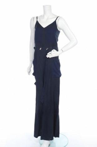 Γυναικεία σαλοπέτα Desigual, Μέγεθος XS, Χρώμα Μπλέ, Lyocell, Τιμή 35,24€