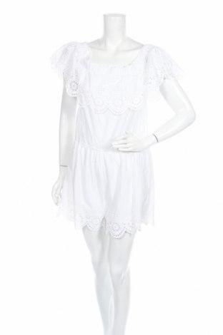 Γυναικεία σαλοπέτα Dorothy Perkins, Μέγεθος L, Χρώμα Λευκό, 100% βαμβάκι, Τιμή 15,21€