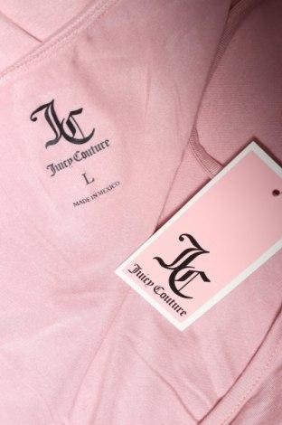 Дамски гащеризон Juicy Couture, Размер L, Цвят Розов, 96% вискоза, 4% еластан, Цена 21,80лв.