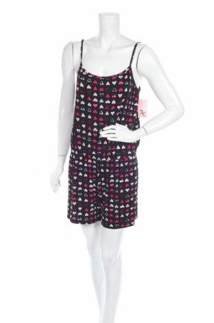 Дамски гащеризон Juicy Couture, Размер L, Цвят Многоцветен, 96% вискоза, 4% еластан, Цена 32,70лв.