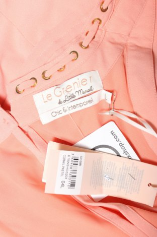 Γυναικεία σαλοπέτα Little Marcel, Μέγεθος L, Χρώμα Ρόζ , Πολυεστέρας, Τιμή 14,74€