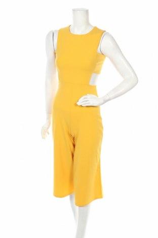 Γυναικεία σαλοπέτα Missguided, Μέγεθος S, Χρώμα Κίτρινο, 95% πολυεστέρας, 5% ελαστάνη, Τιμή 14,74€