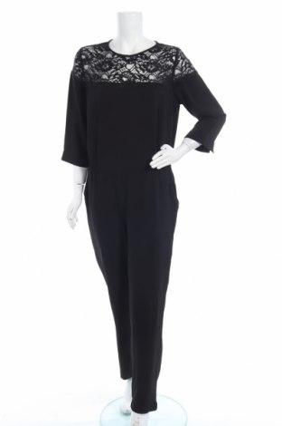 Γυναικεία σαλοπέτα S.Oliver, Μέγεθος L, Χρώμα Μαύρο, Πολυεστέρας, Τιμή 15,34€