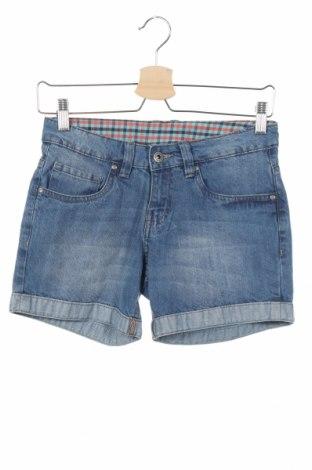 Pantaloni scurți de femei Alpine Pro, Mărime XS, Culoare Albastru, Bumbac, Preț 113,49 Lei