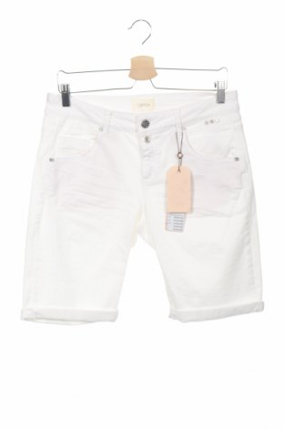 Γυναικείο κοντό παντελόνι Cartoon, Μέγεθος M, Χρώμα Λευκό, 97% βαμβάκι, 3% ελαστάνη, Τιμή 15,88€