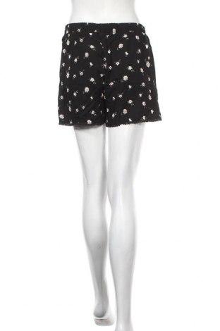 Γυναικείο κοντό παντελόνι Hailys, Μέγεθος M, Χρώμα Μαύρο, Βισκόζη, Τιμή 11,91€