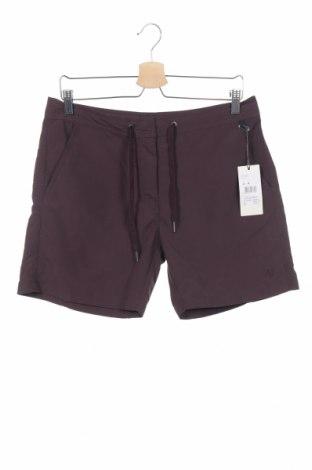 Дамски къс панталон Marc O'polo, Размер M, Цвят Лилав, Полиамид, Цена 27,72лв.