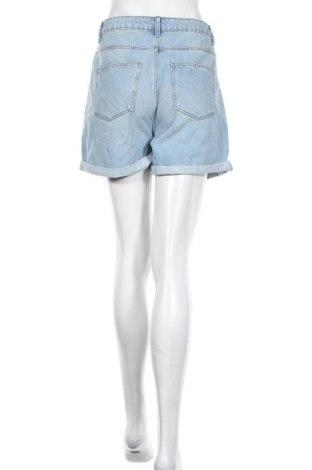 Γυναικείο κοντό παντελόνι Noisy May, Μέγεθος L, Χρώμα Μπλέ, Βαμβάκι, Τιμή 18,95€