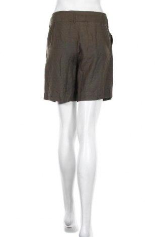 Γυναικείο κοντό παντελόνι ONLY, Μέγεθος S, Χρώμα Πράσινο, 50% βισκόζη, 40% βαμβάκι, 10% λινό, Τιμή 13,04€