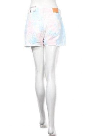 Γυναικείο κοντό παντελόνι ONLY, Μέγεθος M, Χρώμα Μπλέ, Βαμβάκι, Τιμή 14,76€