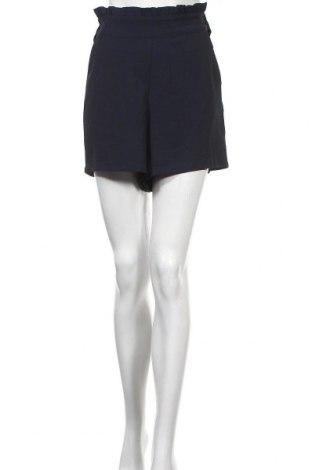 Γυναικείο κοντό παντελόνι Vila, Μέγεθος S, Χρώμα Μπλέ, Πολυεστέρας, Τιμή 9,01€