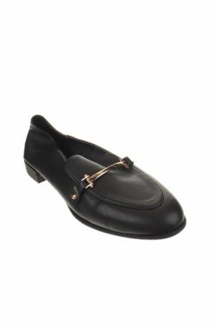 Γυναικεία παπούτσια Camaieu, Μέγεθος 38, Χρώμα Μαύρο, Δερματίνη, Τιμή 7,35€