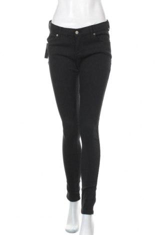 Дамски панталон Dr. Denim, Размер XL, Цвят Черен, 98% памук, 2% еластан, Цена 42,00лв.