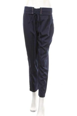 Дамски панталон, Размер M, Цвят Син, Цена 24,57лв.