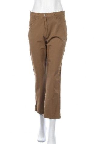 Дамски панталон, Размер M, Цвят Кафяв, Цена 8,32лв.