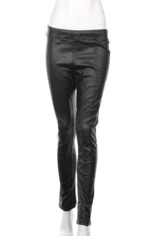 Дамски панталон, Размер L, Цвят Черен, Полиестер, Цена 25,94лв.