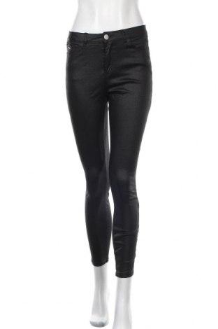 Дамски панталон Anko, Размер M, Цвят Черен, 66% памук, 32% полиестер, 2% еластан, Цена 16,17лв.