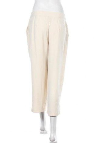 Дамски панталон Aware by Vero Moda, Размер M, Цвят Бежов, 100% полиестер, Цена 16,00лв.