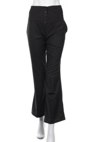 Γυναικείο παντελόνι Bardot, Μέγεθος S, Χρώμα Μαύρο, Πολυεστέρας, βισκόζη, Τιμή 3,70€
