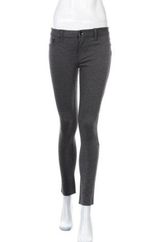 Дамски панталон Calvin Klein, Размер M, Цвят Сив, 65% вискоза, 29% полиамид, 6% еластан, Цена 28,56лв.