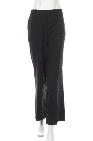 Дамски панталон Capture, Размер M, Цвят Черен, 63% полиестер, 32% вискоза, 5% еластан, Цена 10,14лв.
