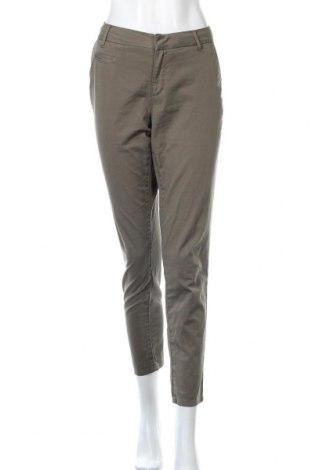 Γυναικείο παντελόνι Soya Concept, Μέγεθος M, Χρώμα Πράσινο, 98% βαμβάκι, 2% ελαστάνη, Τιμή 9,74€