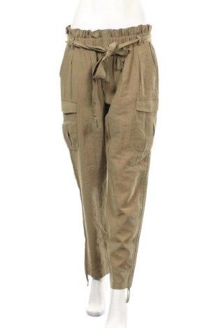 Дамски панталон Cream, Размер M, Цвят Зелен, 90% вискоза, 10% полиестер, Цена 37,25лв.