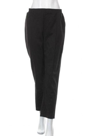 Γυναικείο παντελόνι Damart, Μέγεθος L, Χρώμα Μαύρο, 74% πολυεστέρας, 19% βαμβάκι, 7% ελαστάνη, Τιμή 27,93€