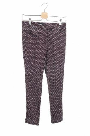 Дамски панталон Dotti, Размер S, Цвят Многоцветен, 96% памук, 4% еластан, Цена 6,56лв.